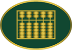 Barron and Company, LLC logo in green and gold